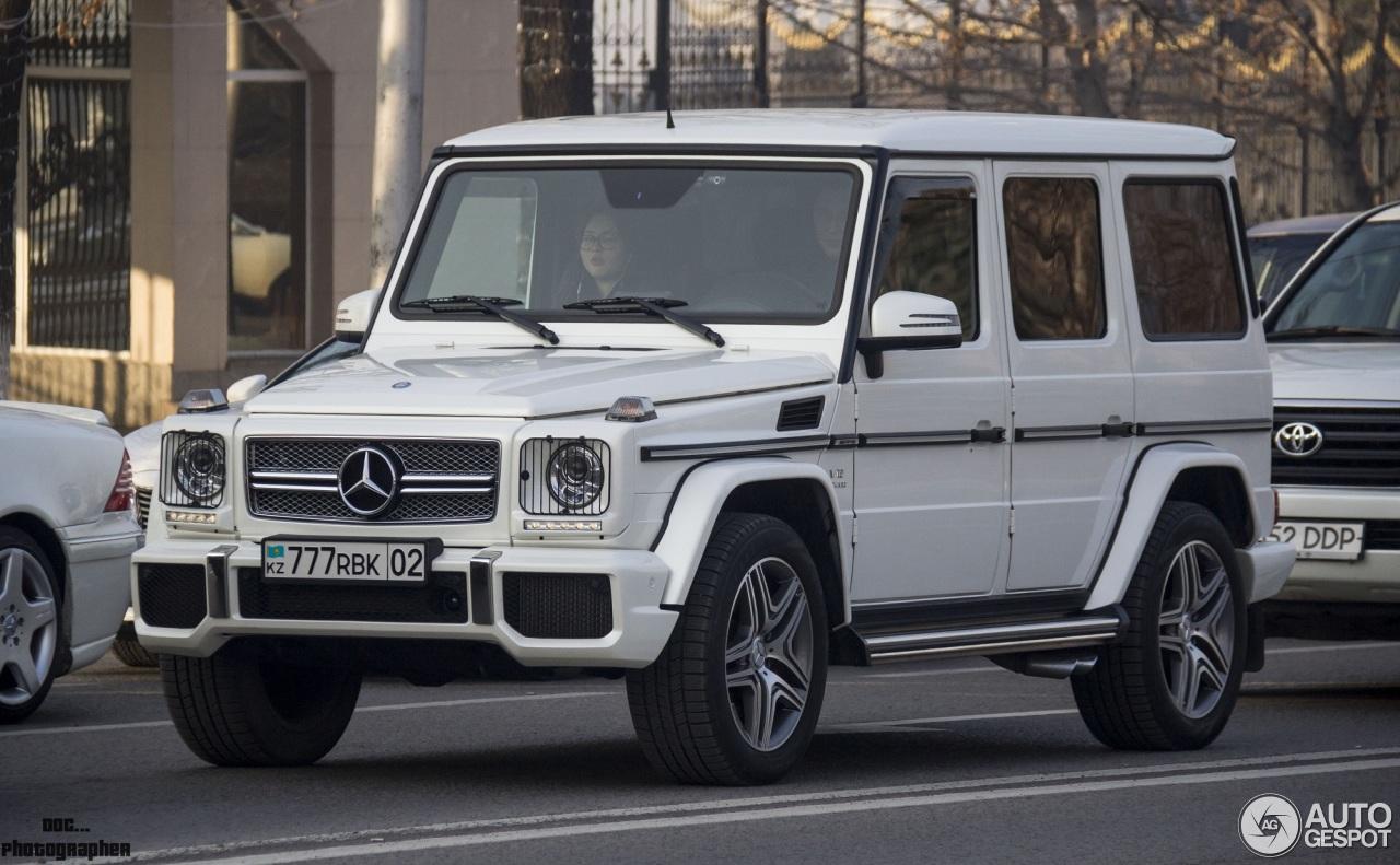 Mercedes benz g 65 amg 30 juillet 2017 autogespot for Mercedes benz g 65 amg