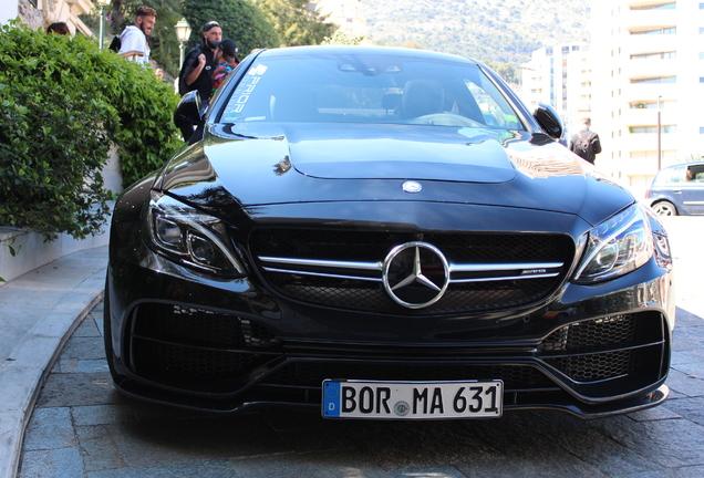 Mercedes-AMG C 63 S Coupé C205 Prior Design PD65CC