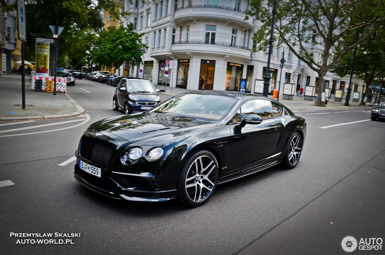 bentley continental supersports coup 2018 31 july 2017 autogespot. Black Bedroom Furniture Sets. Home Design Ideas
