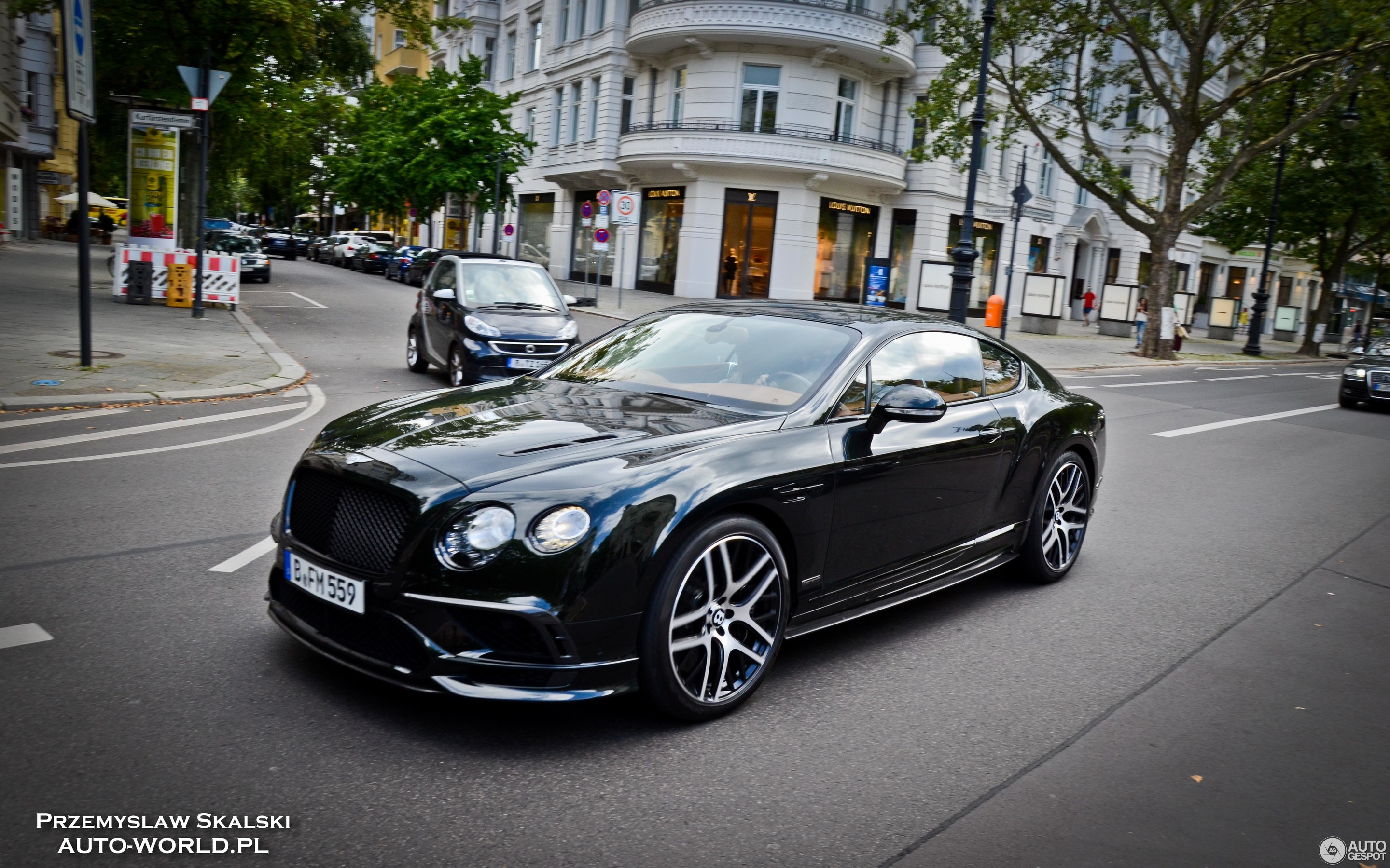 Bentley Continental Supersports Coupé 2018 - 31 July 2017 - Autogespot