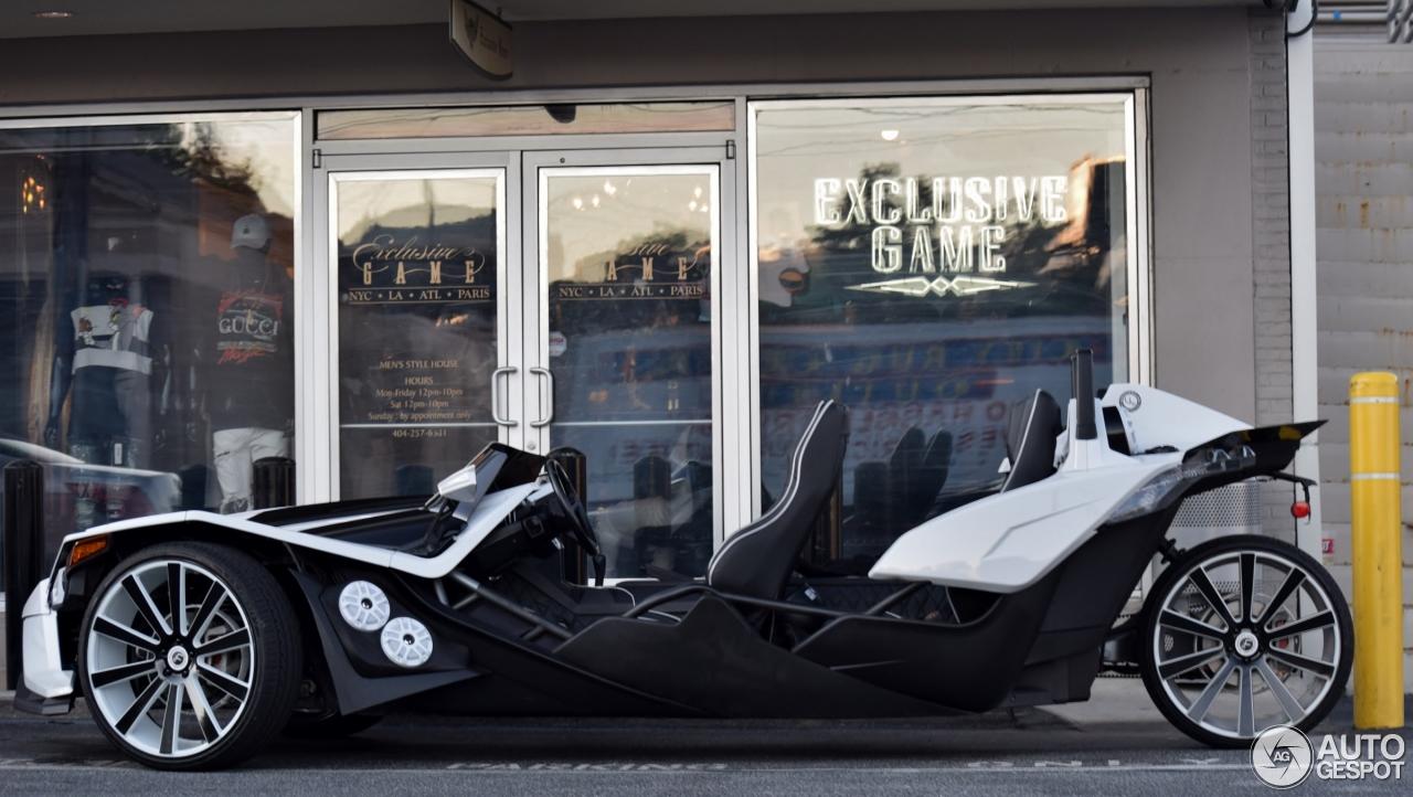 Polaris Slingshot 4 Seat Conversion by Underground