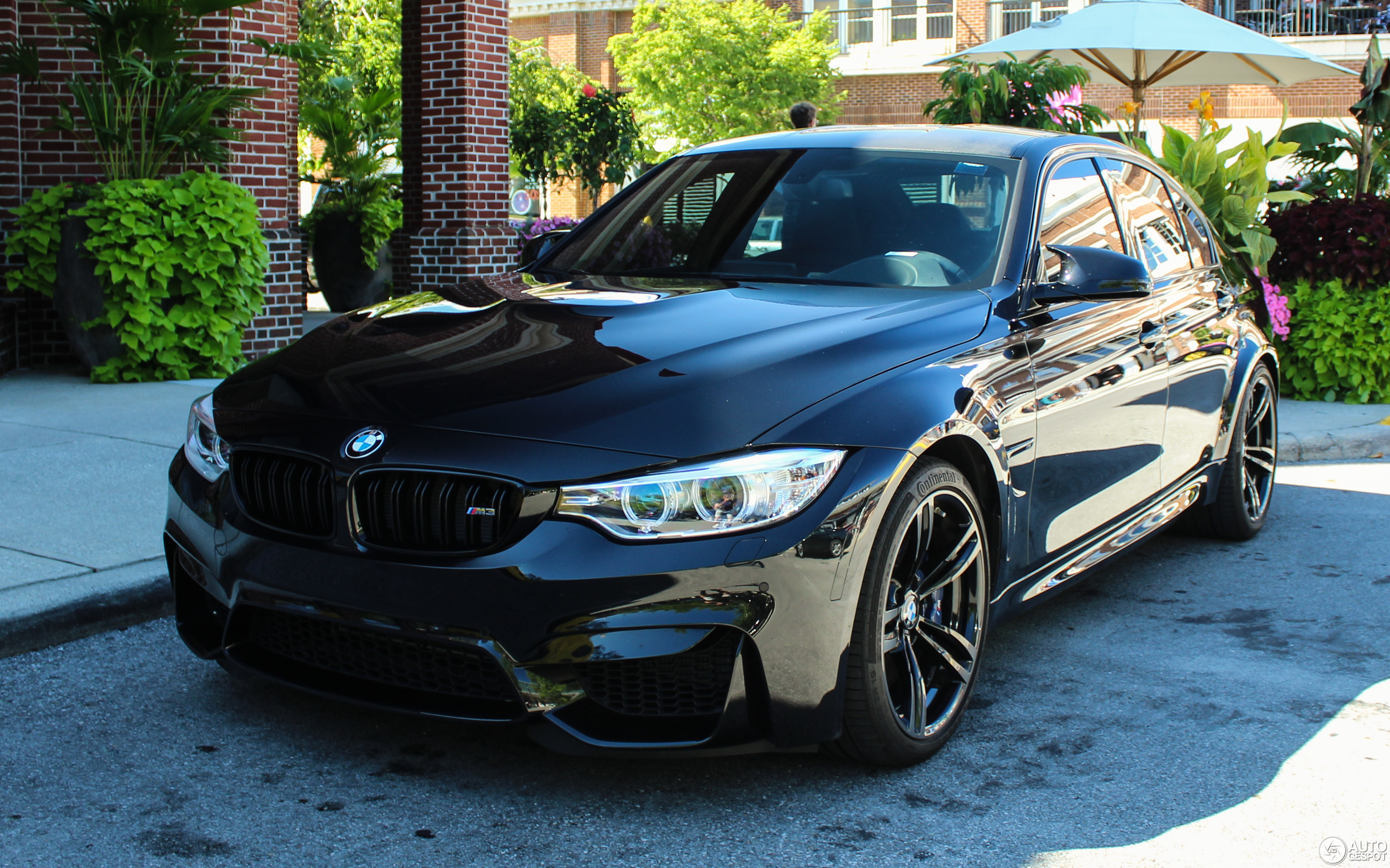 Bmw M3 F80 Sedan 2014 1 August 2017 Autogespot