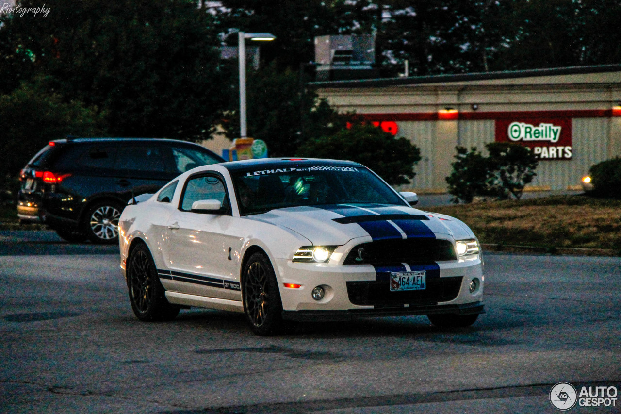 Ford Mustang Shelby Gt500 2013 2 August 2017 Autogespot