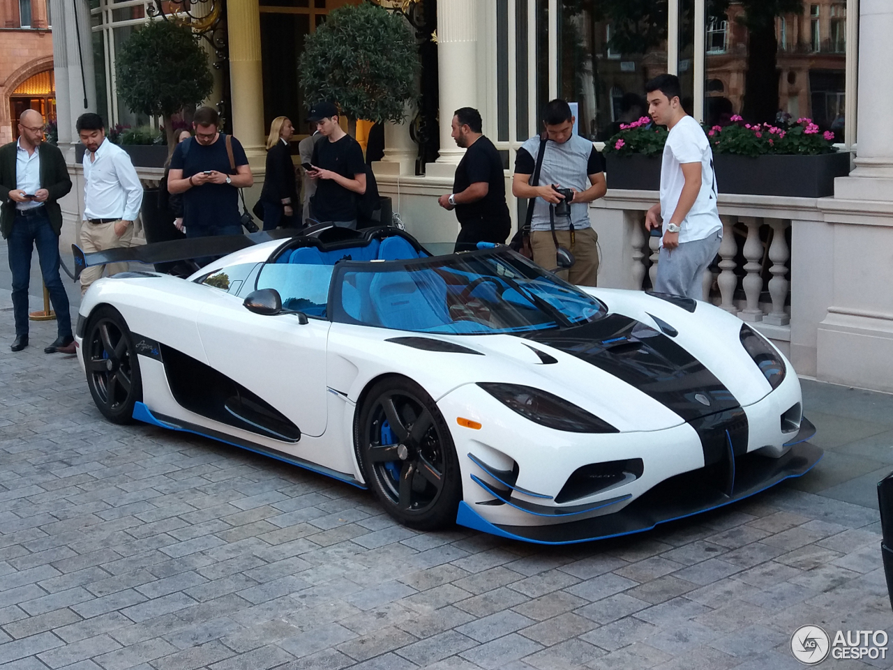 Koenigsegg Agera RS1 - 2 August 2017 - Autogespot