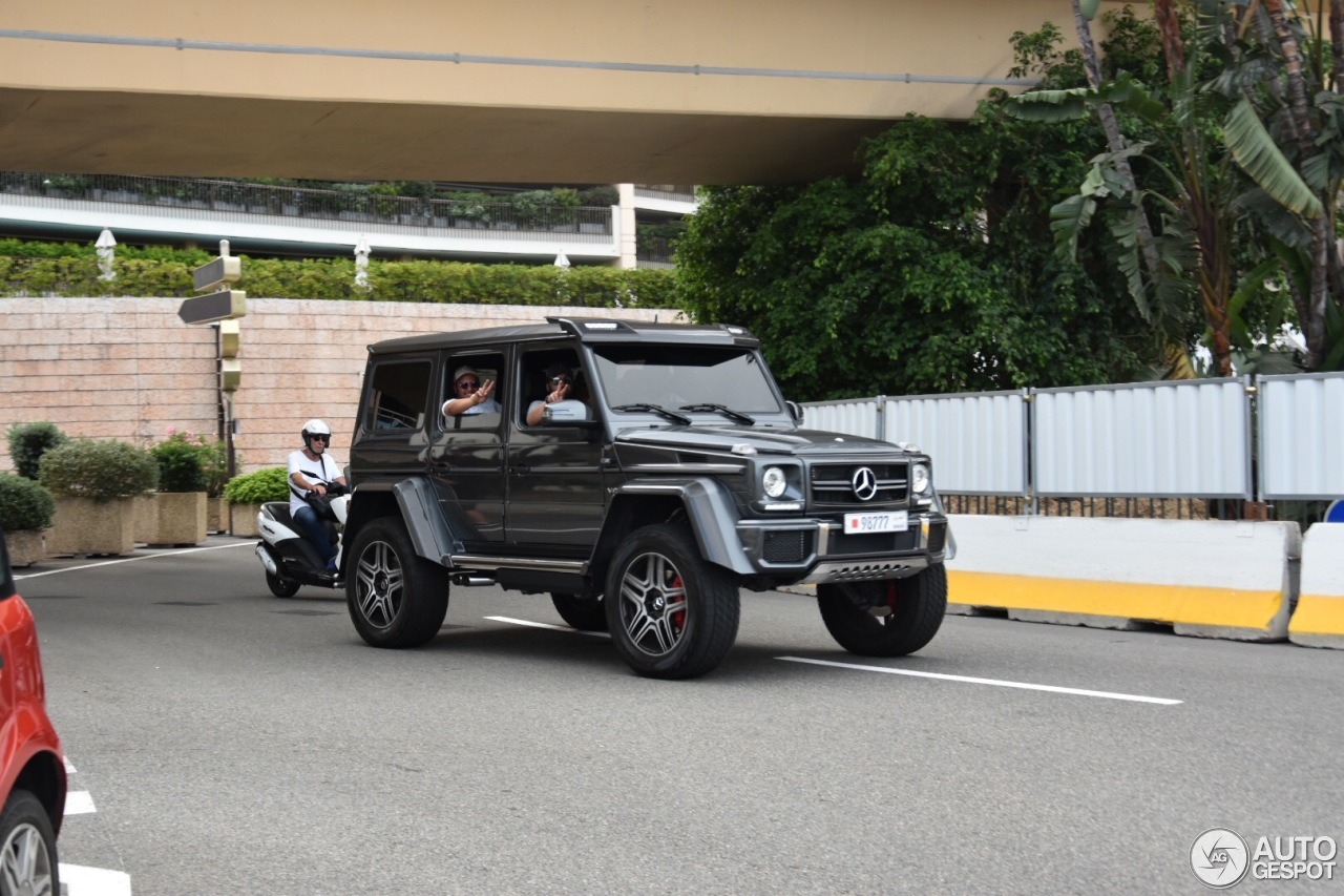 Mercedes benz g 500 4x4 2 august 2017 autogespot for Mercedes benz 500 2017