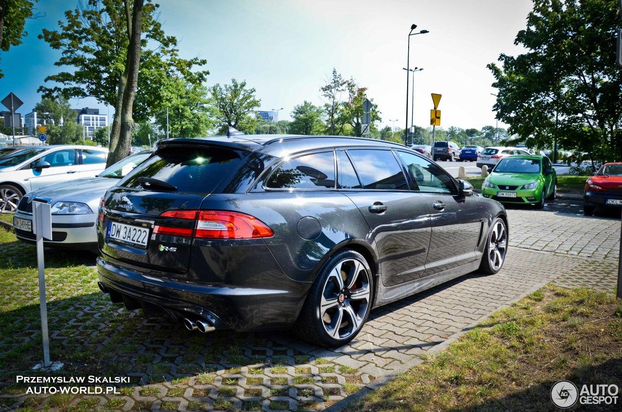 Jaguar XFR-S Sportbrake - 3 augustus 2017 - Autogespot