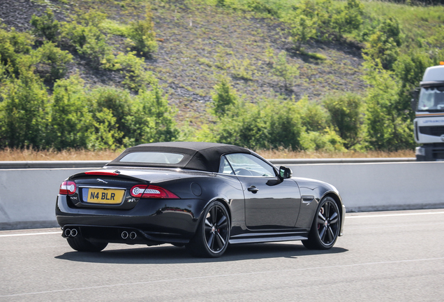 Jaguar XKR Special Edition Convertible 2012