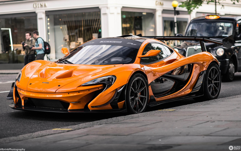 McLaren P1 LM - 4 august 2017 - Autogespot