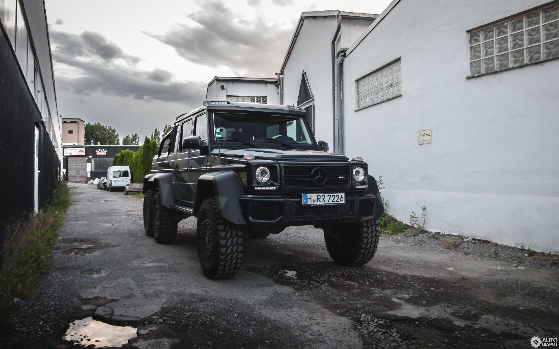 Mercedes-Benz Sievers Tuning G 63 6x6