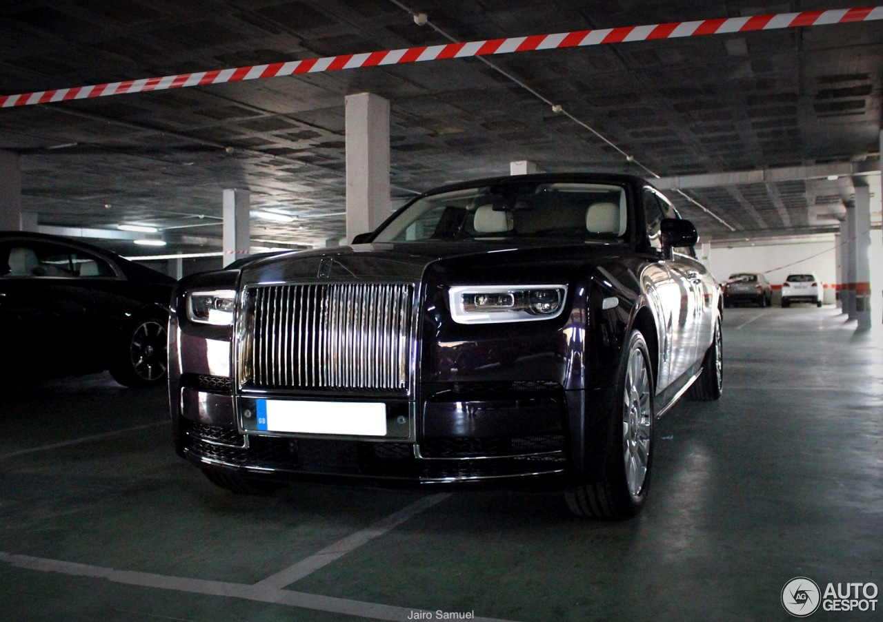 Rolls Royce Phantom Ewb Viii 4 August 2017 Autogespot