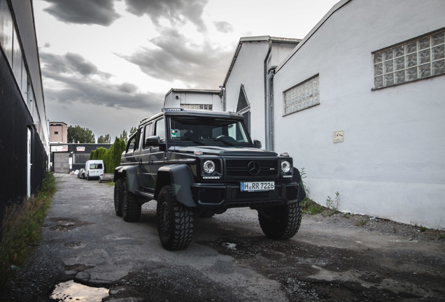 Mercedes-Benz Sievers Tuning G 63 6x6
