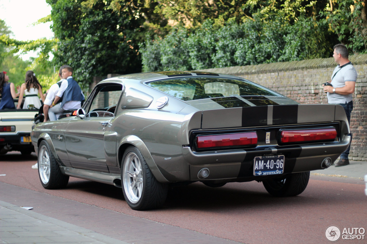 Ford Mustang Shelby G T 500e Eleanor 5 August 2017 Autogespot