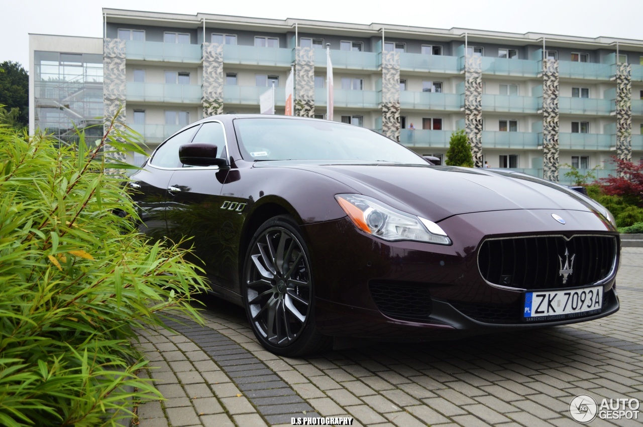 maserati quattroporte s q4 2013 5 august 2017 autogespot. Black Bedroom Furniture Sets. Home Design Ideas