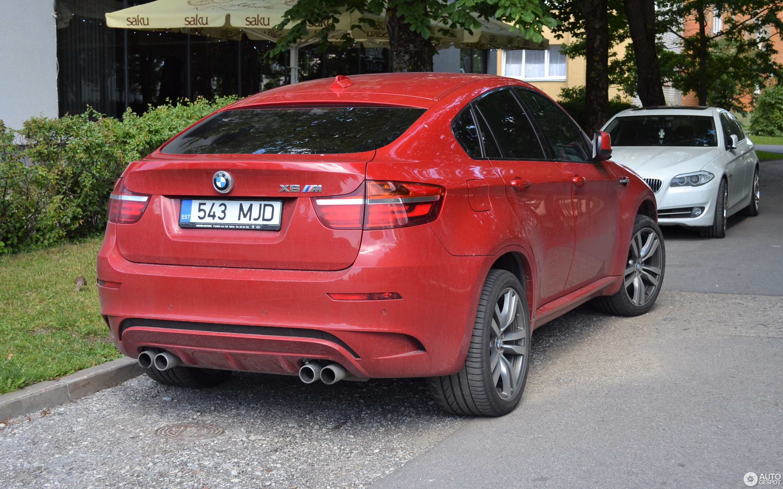 Bmw X6 M E71 2013 5 August 2017 Autogespot