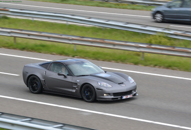 Chevrolet Corvette ZR1 Centennial Edition