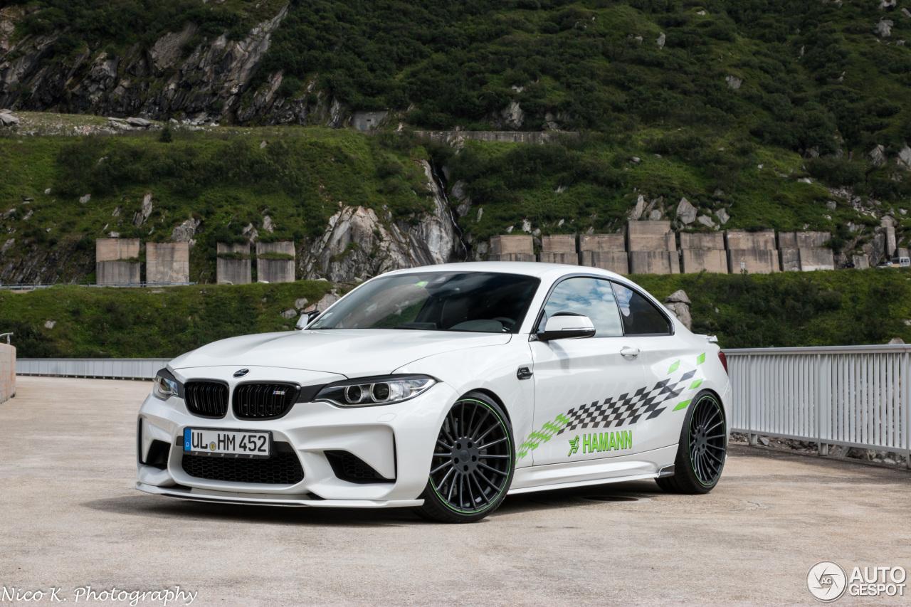BMW Hamann M2 Coupé F87