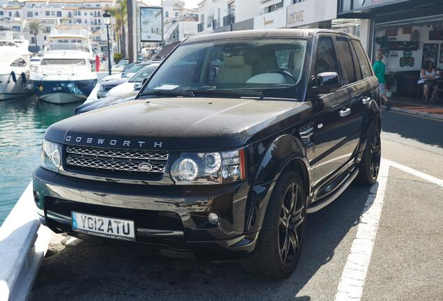 Land Rover Range Rover Sport Supercharged Project Kahn RS600 Cosworth