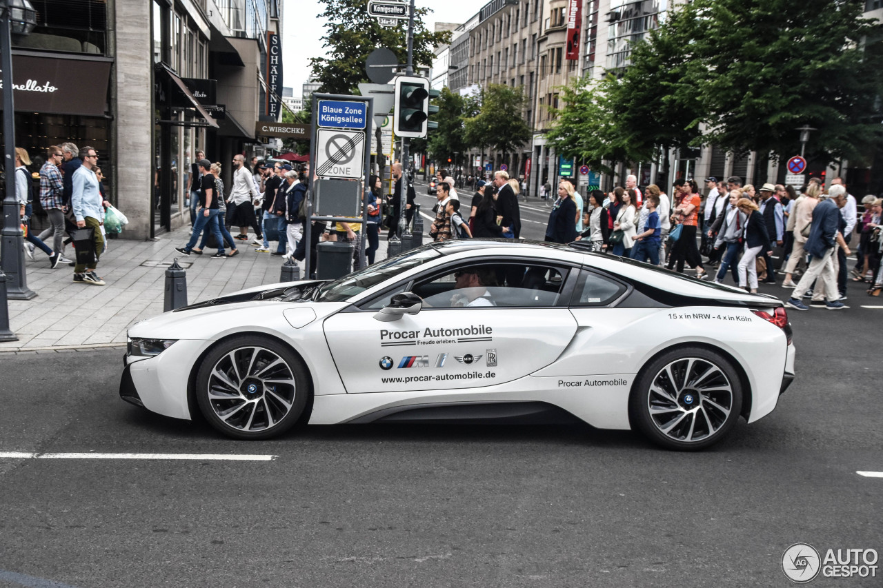 Bmw I8 7 August 2017 Autogespot