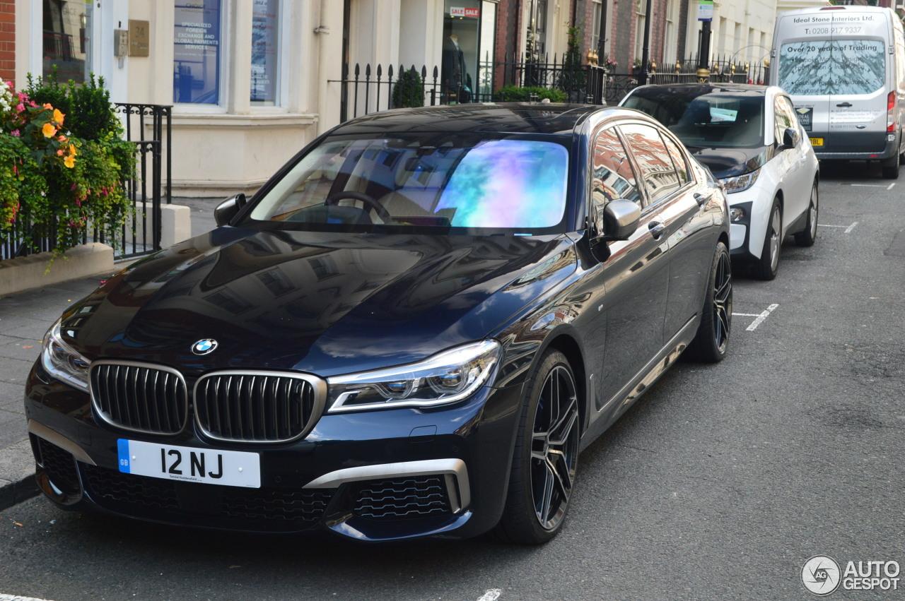 BMW M760Li xDrive - 7 agosto 2017 - Autogespot