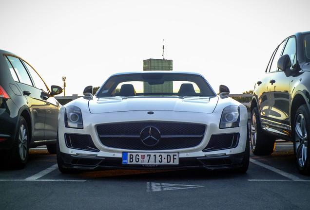 Mercedes-Benz Mansory SLS AMG