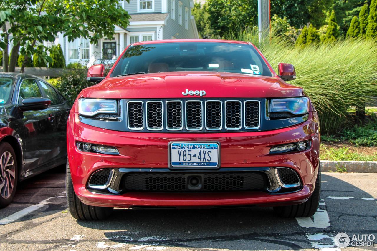 jeep grand cherokee srt 8 2013 9 august 2017 autogespot. Black Bedroom Furniture Sets. Home Design Ideas