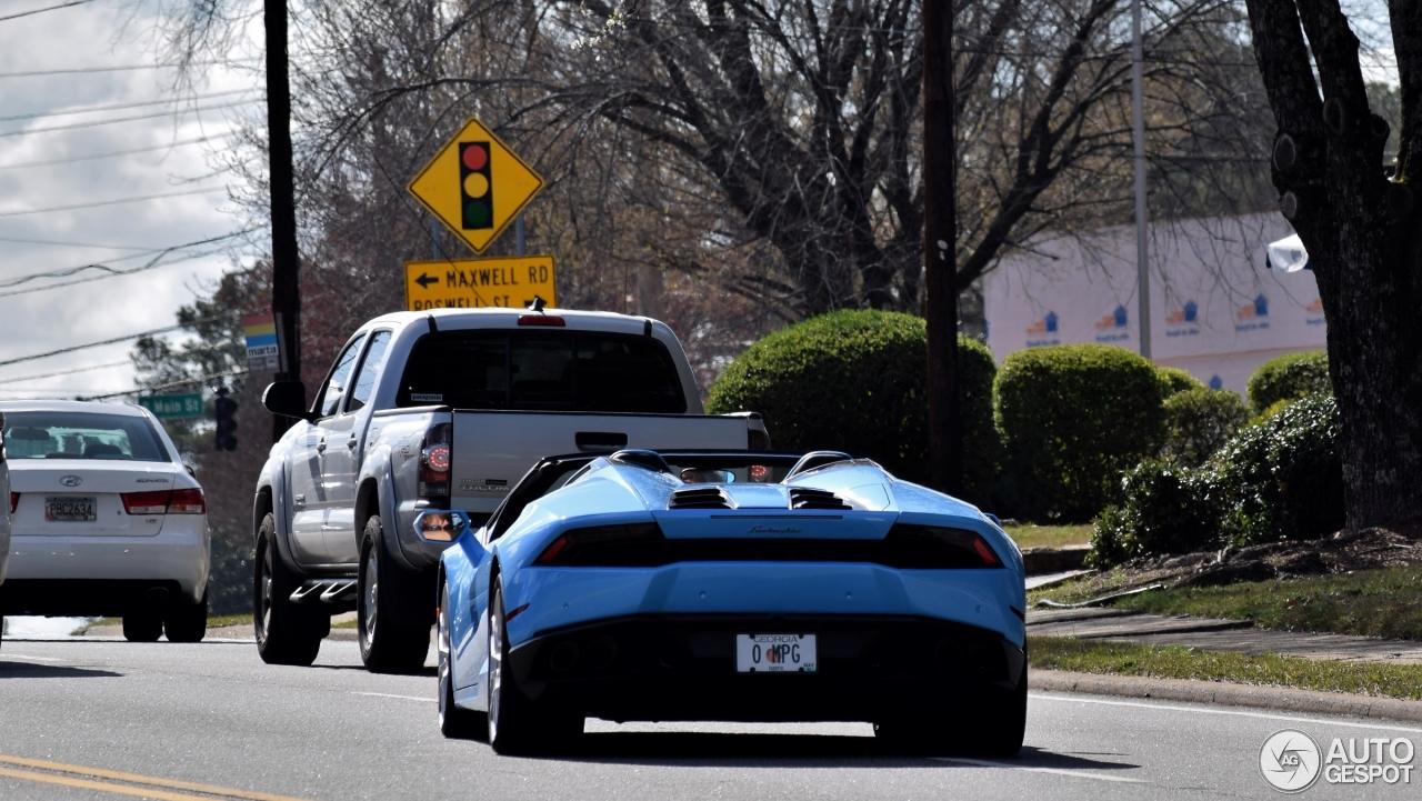 10 I Lamborghini Huracán LP610 4 Spyder 10