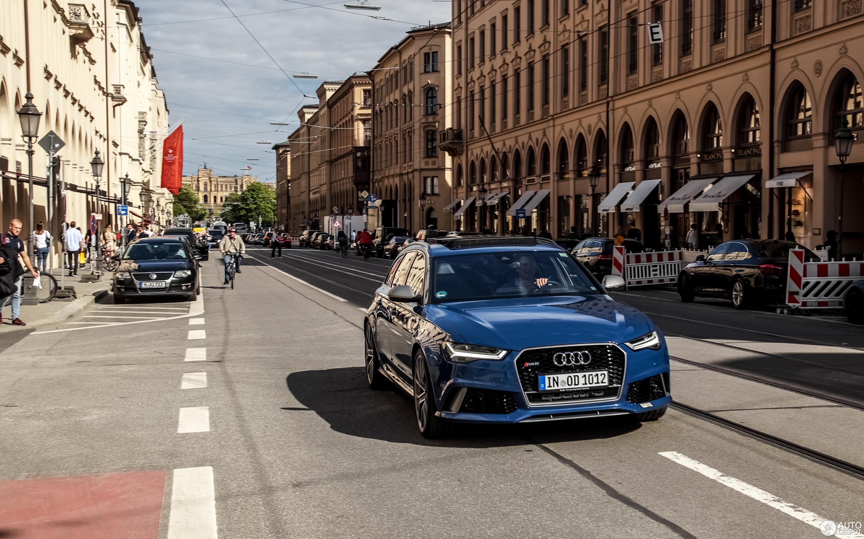Audi RS6 Avant C7 2015 9 August 2017 Autogespot