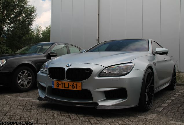 BMW M6 F06 Gran Coupé Vorsteiner