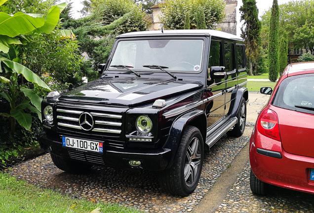 Mercedes-Benz G 55 AMG Kompressor 2007
