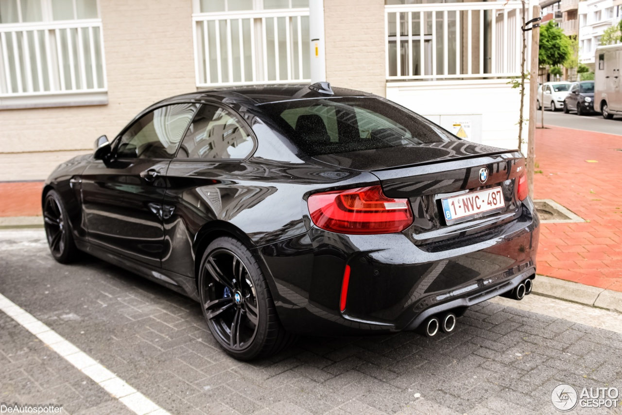 bmw m2 coup f87 10 august 2017 autogespot. Black Bedroom Furniture Sets. Home Design Ideas