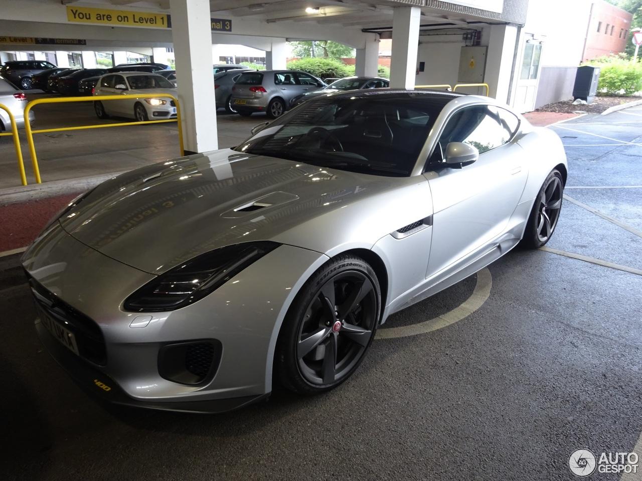 jaguar f type 400 sport awd coup 10 august 2017 autogespot. Black Bedroom Furniture Sets. Home Design Ideas