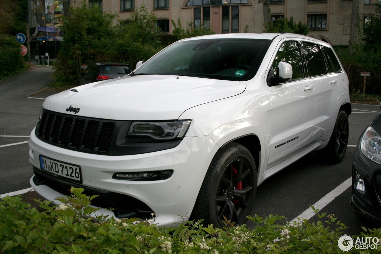 jeep grand cherokee srt 8 2013 10 august 2017 autogespot. Black Bedroom Furniture Sets. Home Design Ideas
