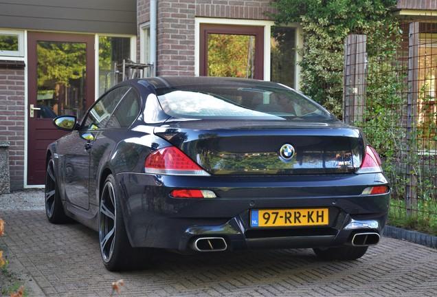 Bmw Ac Schnitzer Acs6 Sport E63 26 December 2015 Autogespot