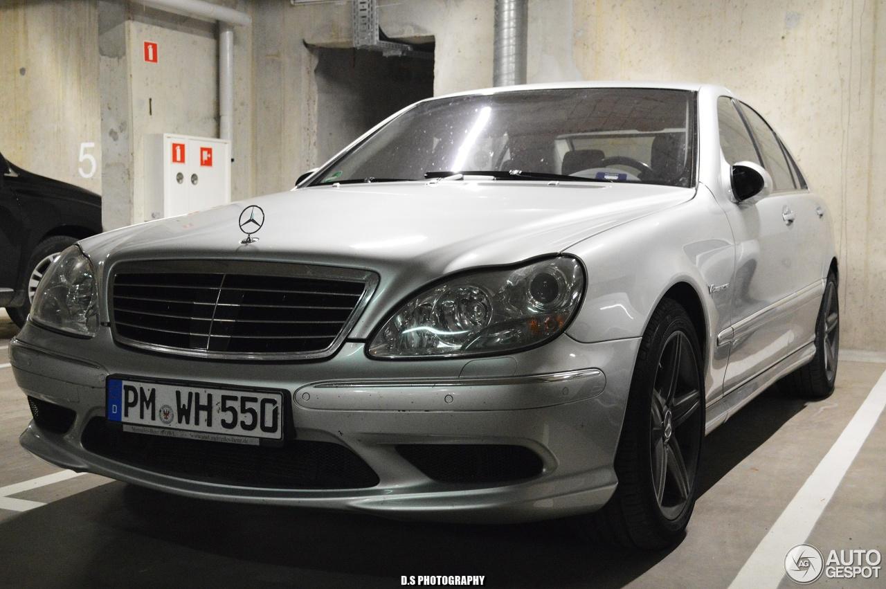 Mercedes benz s 55 amg w220 kompressor 11 augustus 2017 for Mercedes benz amg kompressor