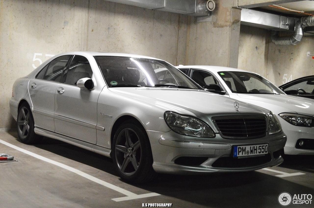 Mercedes benz s 55 amg w220 kompressor 11 sierpie 2017 for Mercedes benz amg kompressor