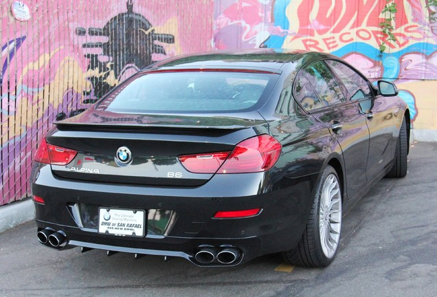 Alpina B6 BiTurbo Gran Coupé 2015