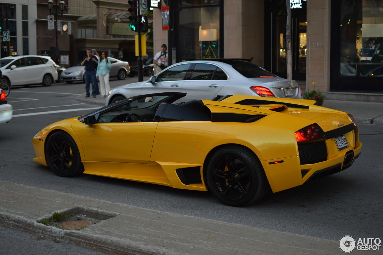 Lamborghini Murciélago LP640 Roadster - 12 August 2017 - Autogespot