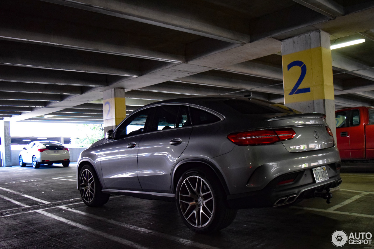 mercedes amg gle 63 s coup 12 august 2017 autogespot. Black Bedroom Furniture Sets. Home Design Ideas