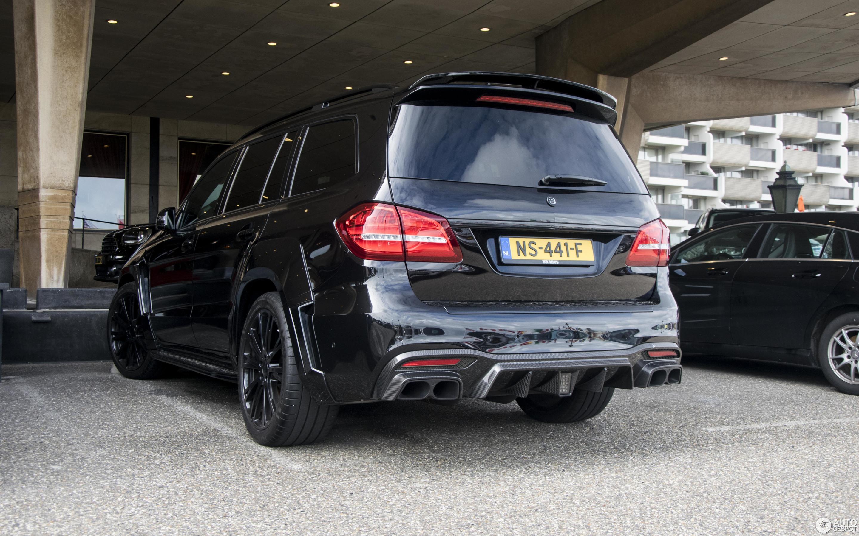 Mercedes Amg Brabus Gls 850 6 0 Biturbo 12 August 2017 Autogespot