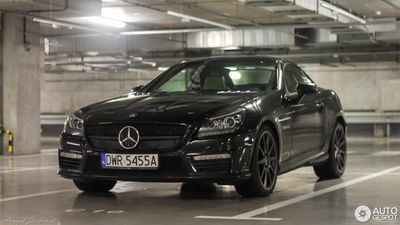 Mercedes benz slk 55 amg r172 13 august 2017 autogespot for Mercedes benz slk amg 2017