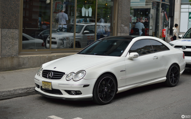 Mercedes Benz Clk 55 Amg