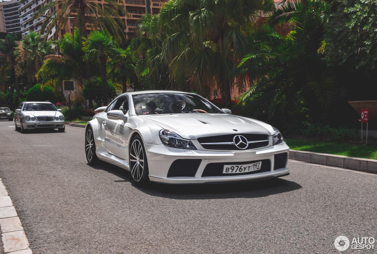 Mercedes benz sl 65 amg black series 14 august 2017 for Mercedes benz 65