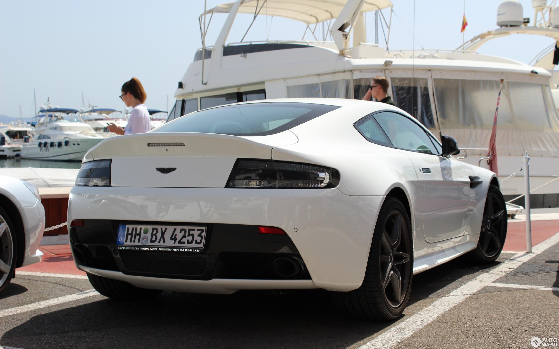 Aston Martin V Vantage GT August Autogespot - Aston martin vantage gt 2018