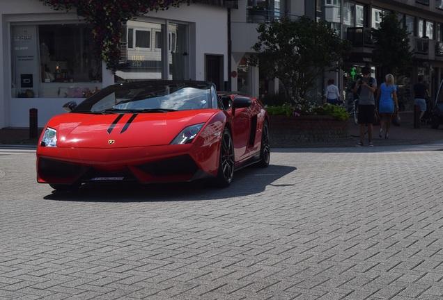 Lamborghini Gallardo LP570-4 Spyder Performante Edizione Tecnica