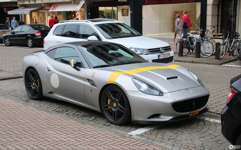 Ferrari California Novitec Rosso - 17 August 2017 - Autogespot