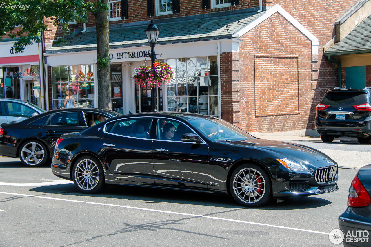 maserati quattroporte s q4 gransport 18 august 2017 autogespot. Black Bedroom Furniture Sets. Home Design Ideas
