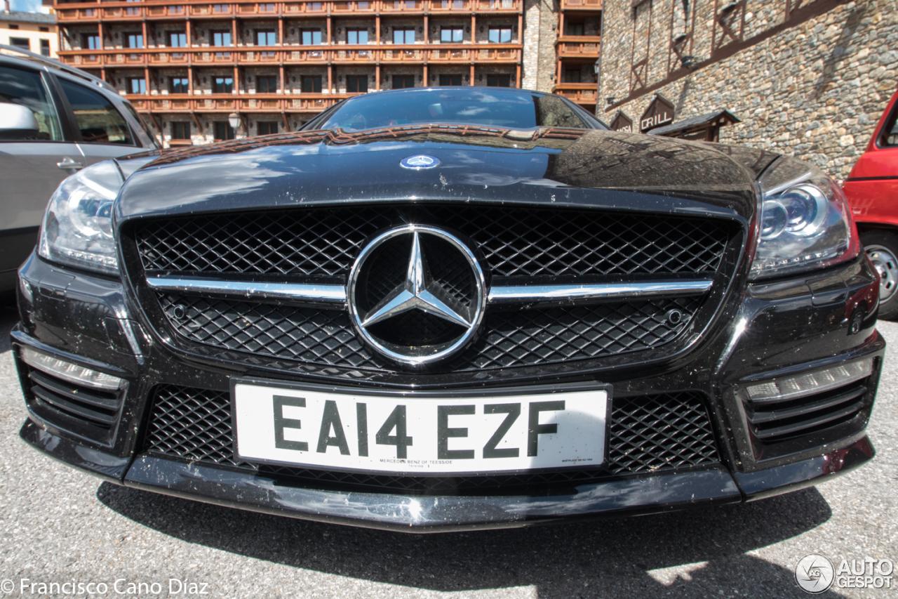 Mercedes benz slk 55 amg r172 18 augustus 2017 autogespot for Mercedes benz slk amg 2017