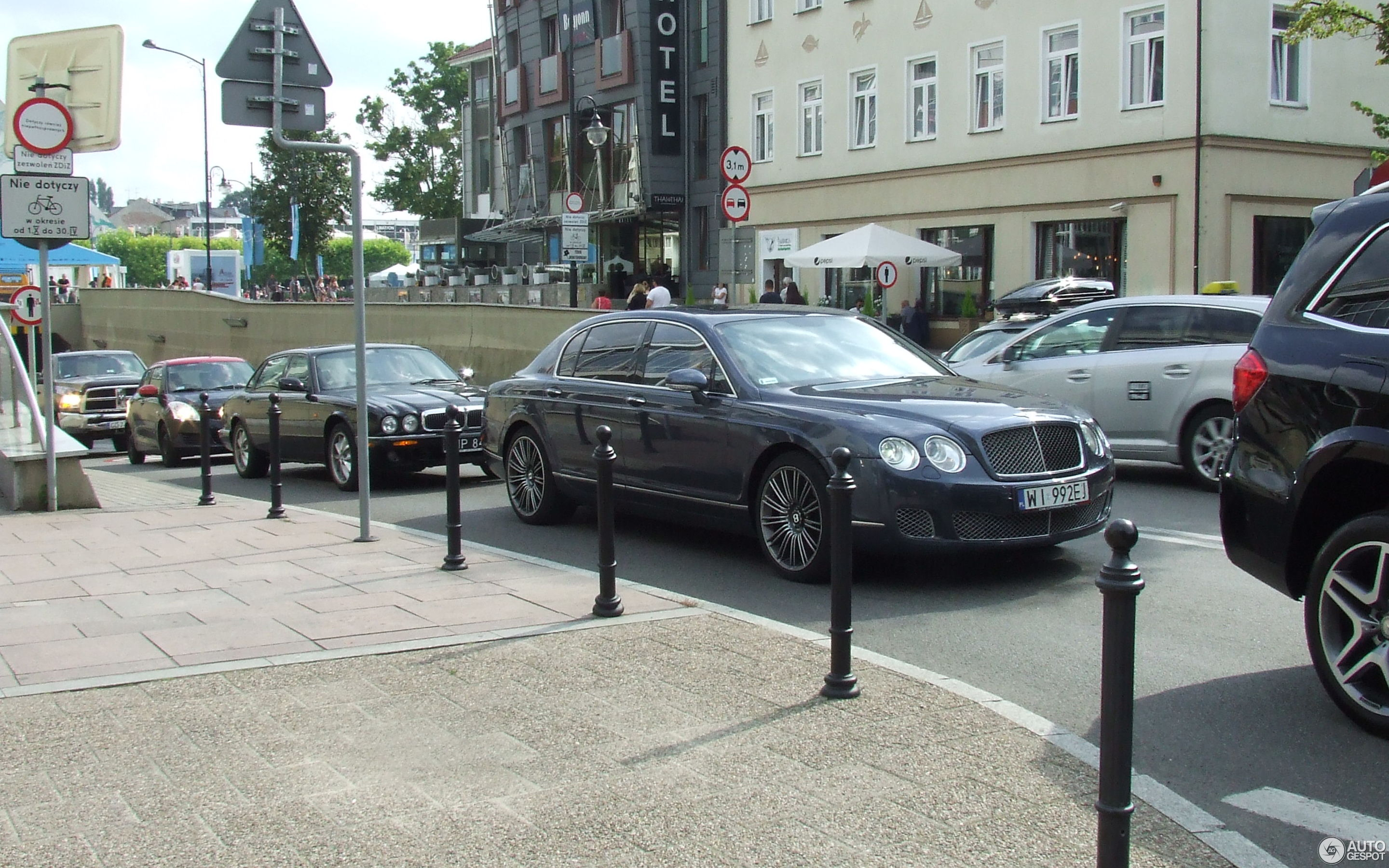 Bentley Continental Flying Spur Speed 18 August 2017 Autogespot