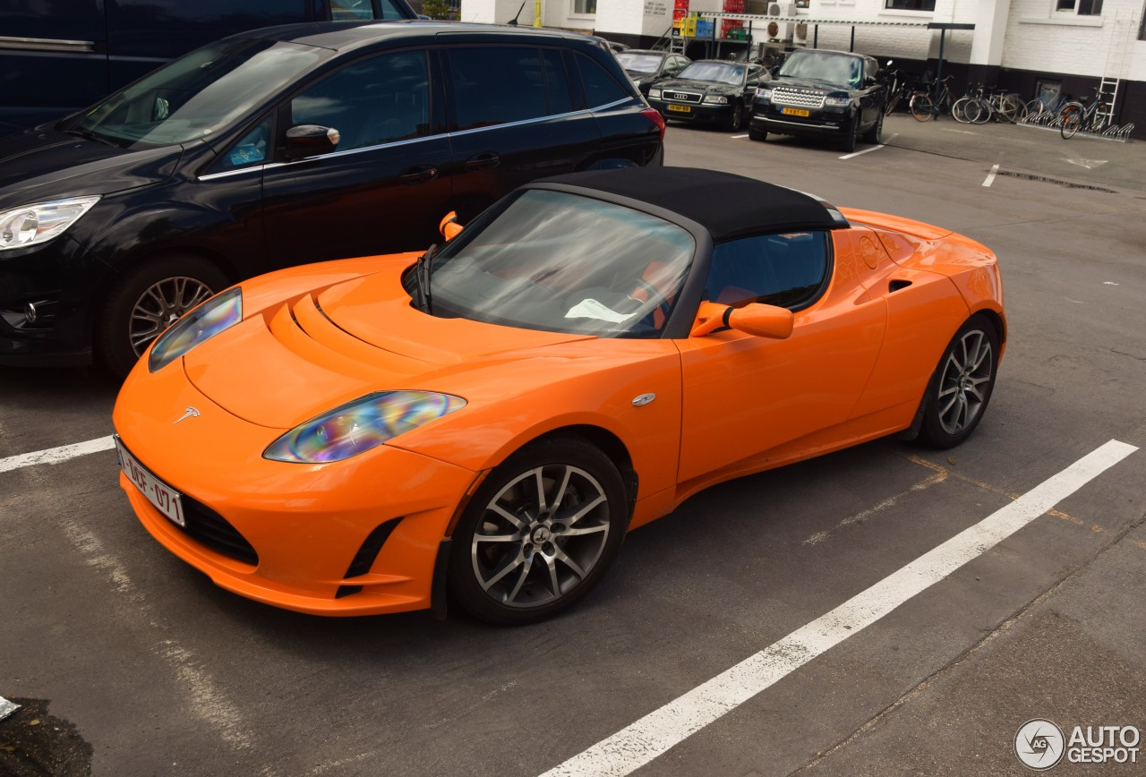 Tesla Roadster For Sale Uk 2017 >> Tesla Motors Roadster 2.5 - 18 August 2017 - Autogespot