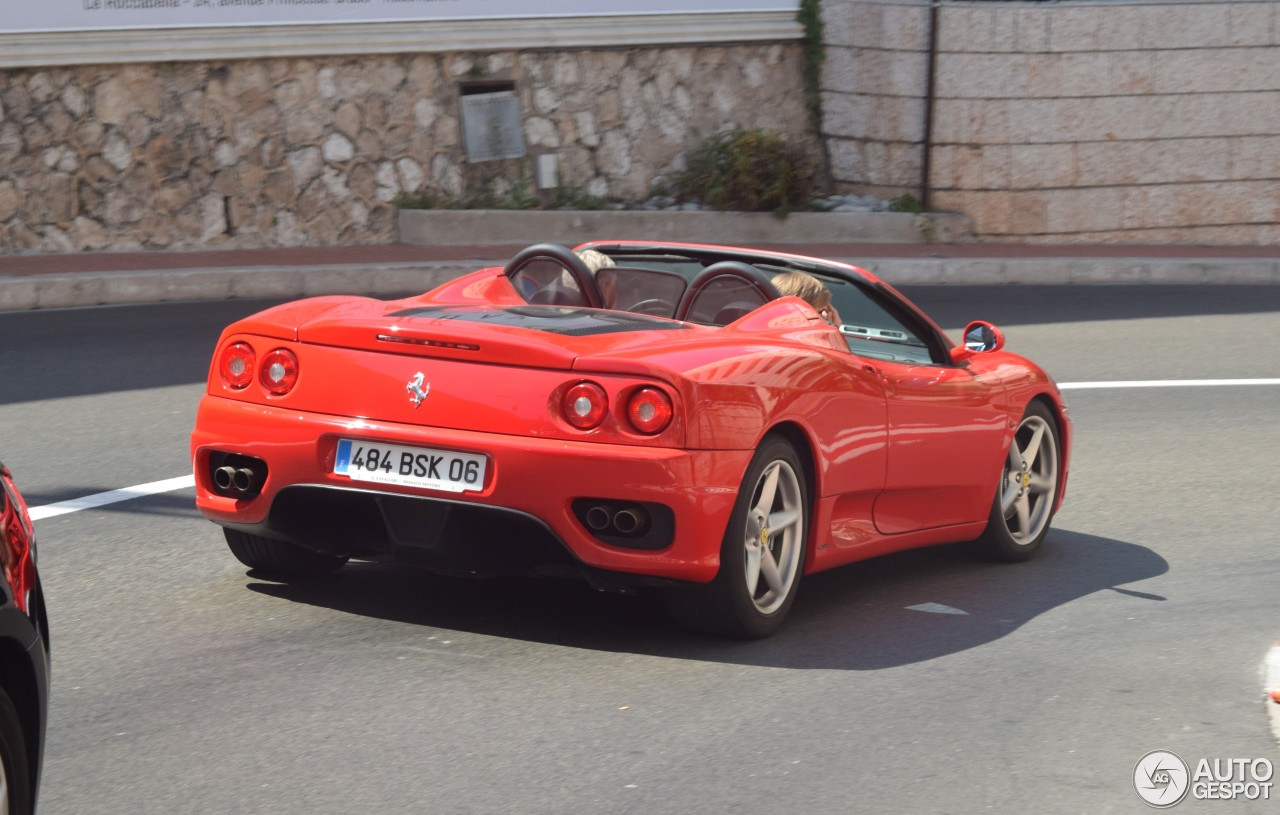 ferrari 360 spider 20 august 2017 autogespot. Black Bedroom Furniture Sets. Home Design Ideas